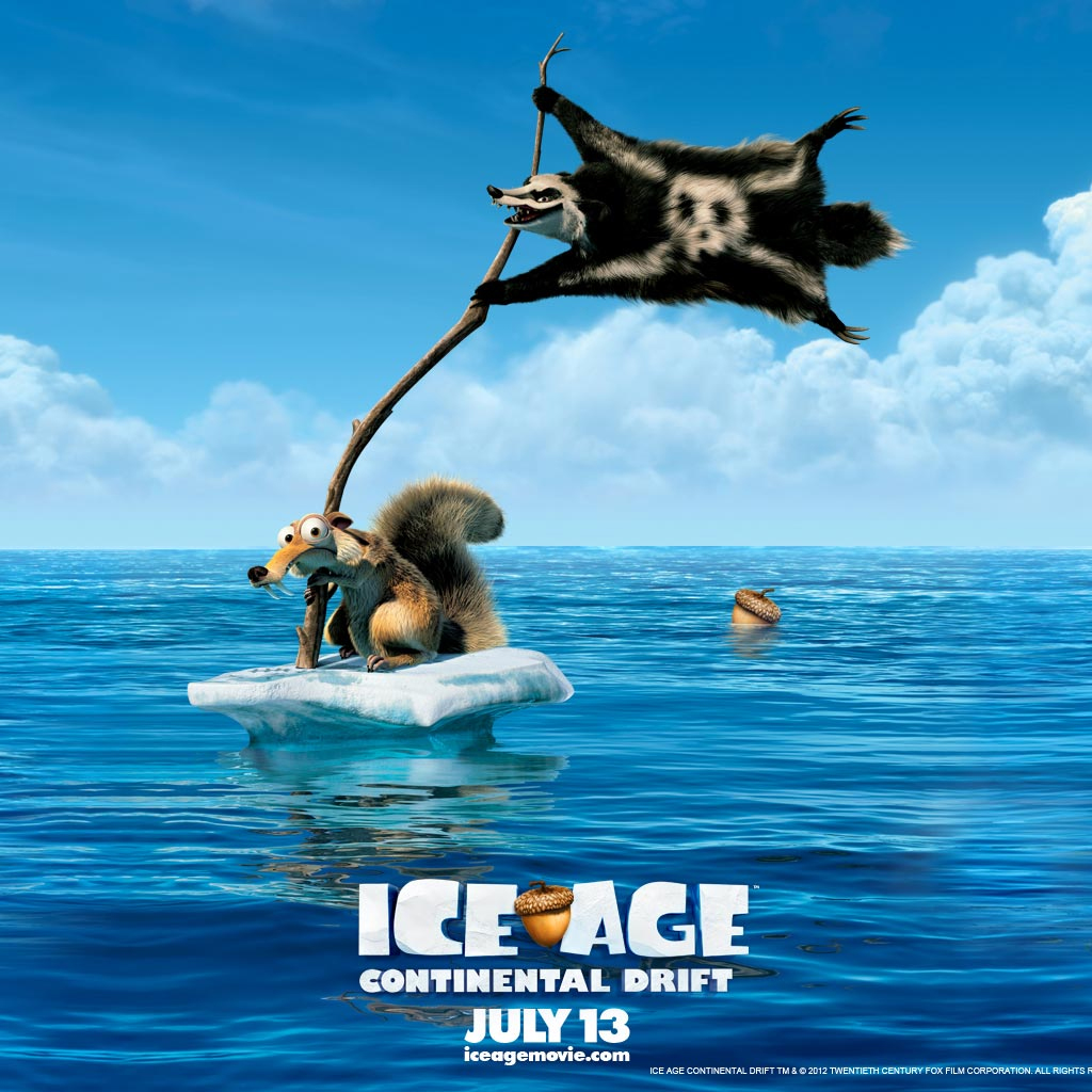 IceAge 4: Continental Drift